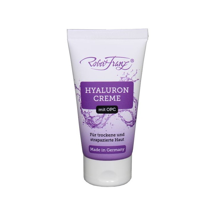 Hyaluron Creme mit OPC